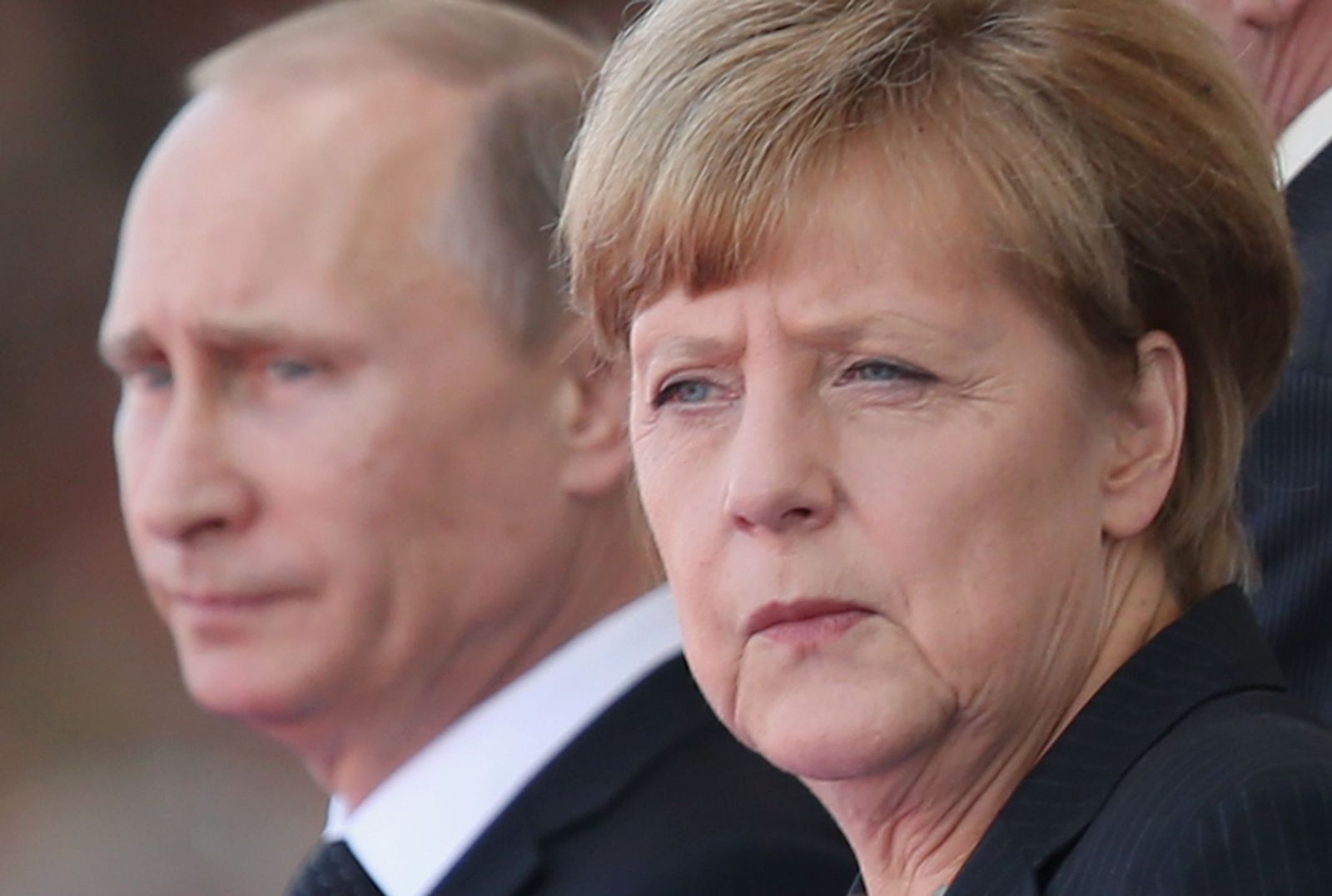 Merkel / Putin