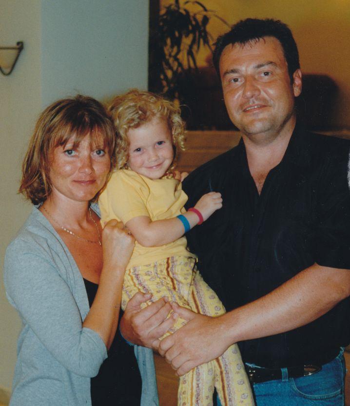 Familie Engel 2001