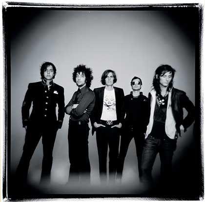 """Rockband The Strokes: """"Vielleicht haben wir das geschafft, vielleicht aber auch nicht"""""""