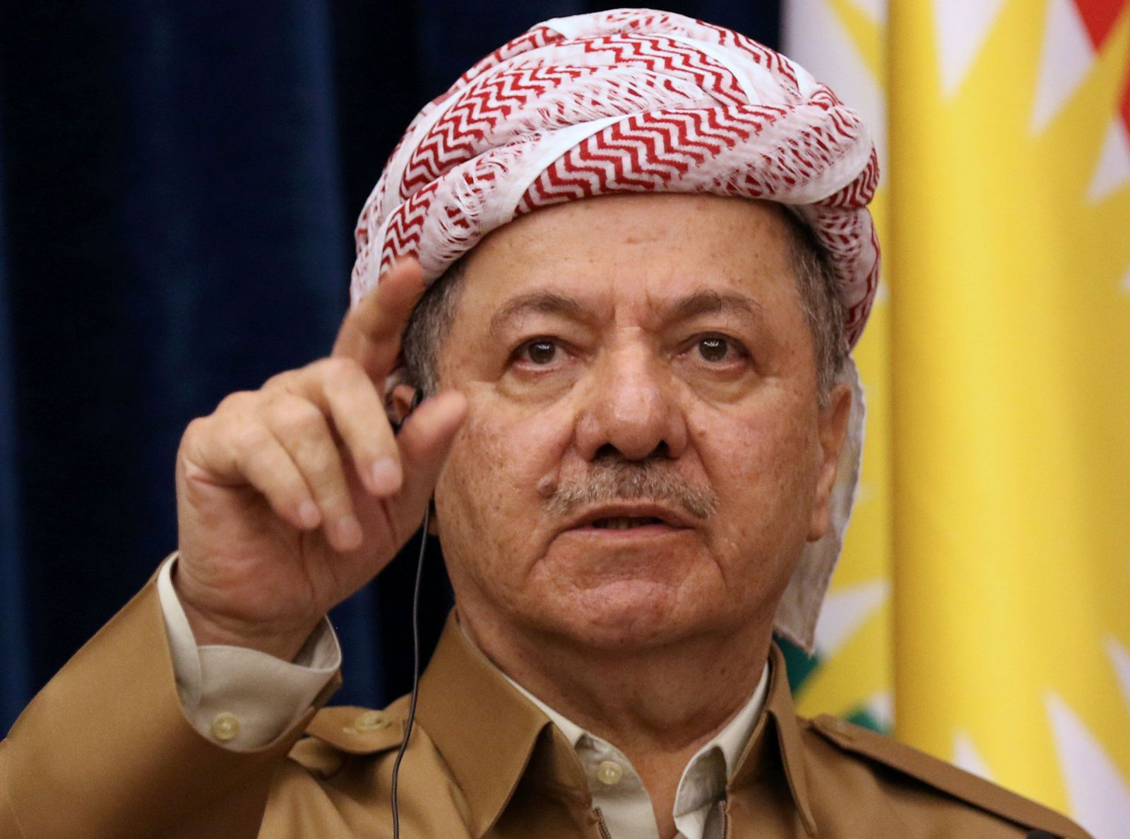 FILES-IRAQ-GERMANY-KURDS-CONFLICT-DIPLOMACY