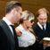 Gina-Lisa Lohfink verlässt mit Anwälten Gerichtssaal