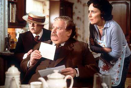 Potter-Familie Dursley (im Film): Vom Fernseher keine Spur