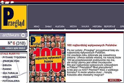 """Lem in der polnischen Zeitung """"Przeglad"""": """"Präsident Bush hat die Eigenschaft, dumm zu sein"""""""