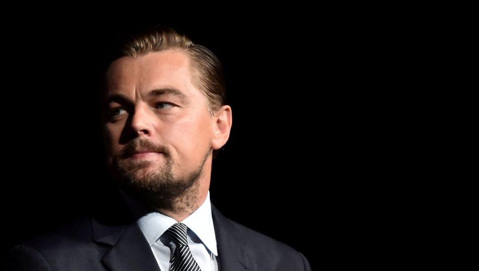 Leonardo DCaprio