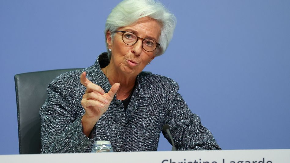 EZB-Präsidentin Christine Lagarde: Neue Strategie, großer Wurf – und Steilvorlage für ihre Kritiker, vor allem in Deutschland