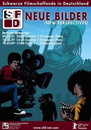 """""""New Perspectives"""" is a series of films made by African-German filmmakers and being shown at this year's Berlinale."""