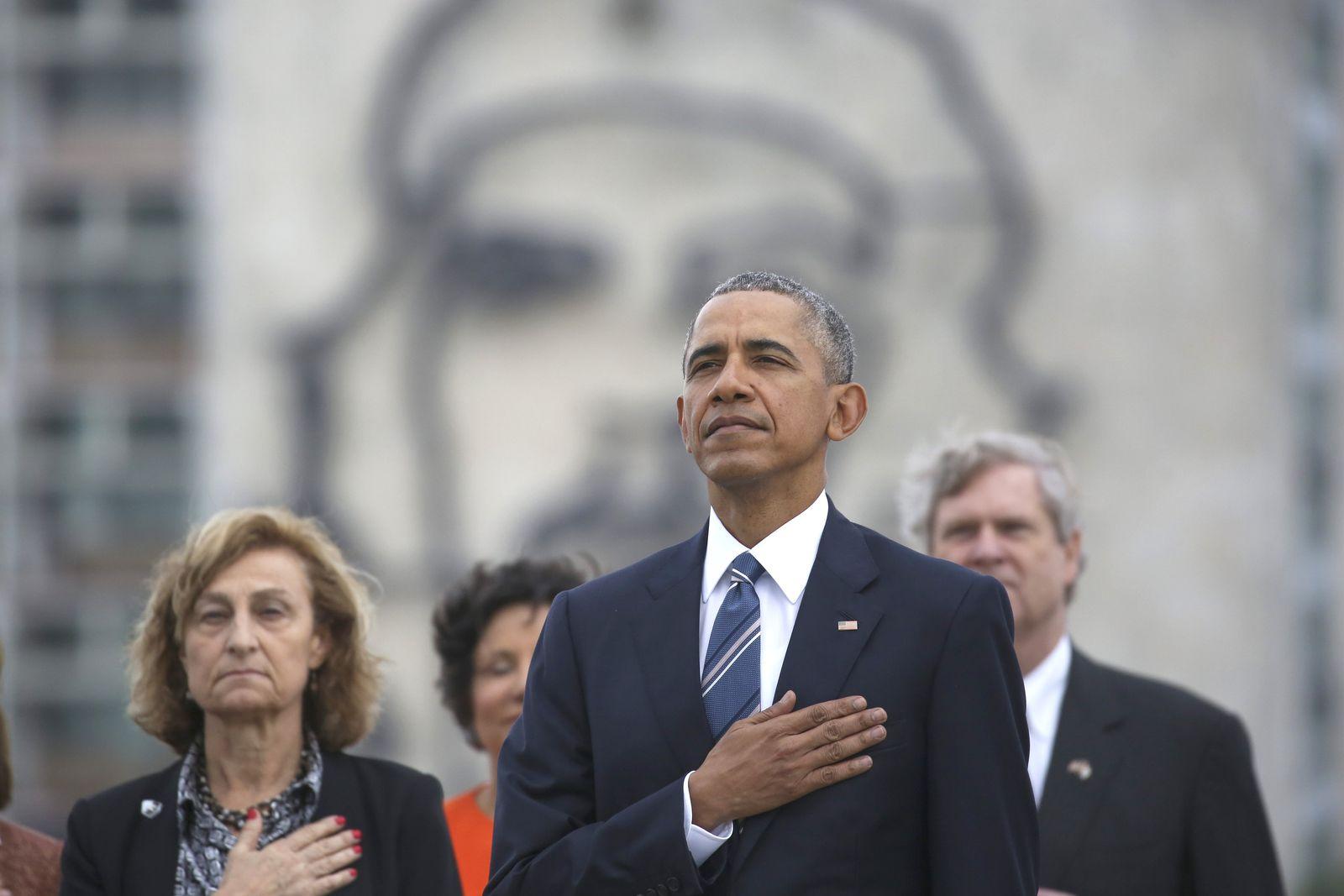 Commandante Che Obama Kuba