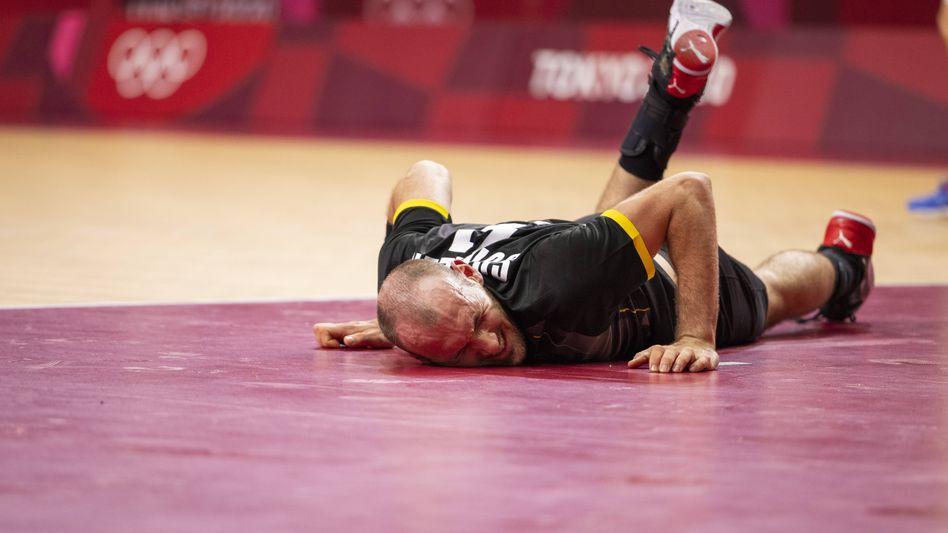 Handball-Nationalspieler Marcel Schiller: Knappe Niederlage gegen Spanien