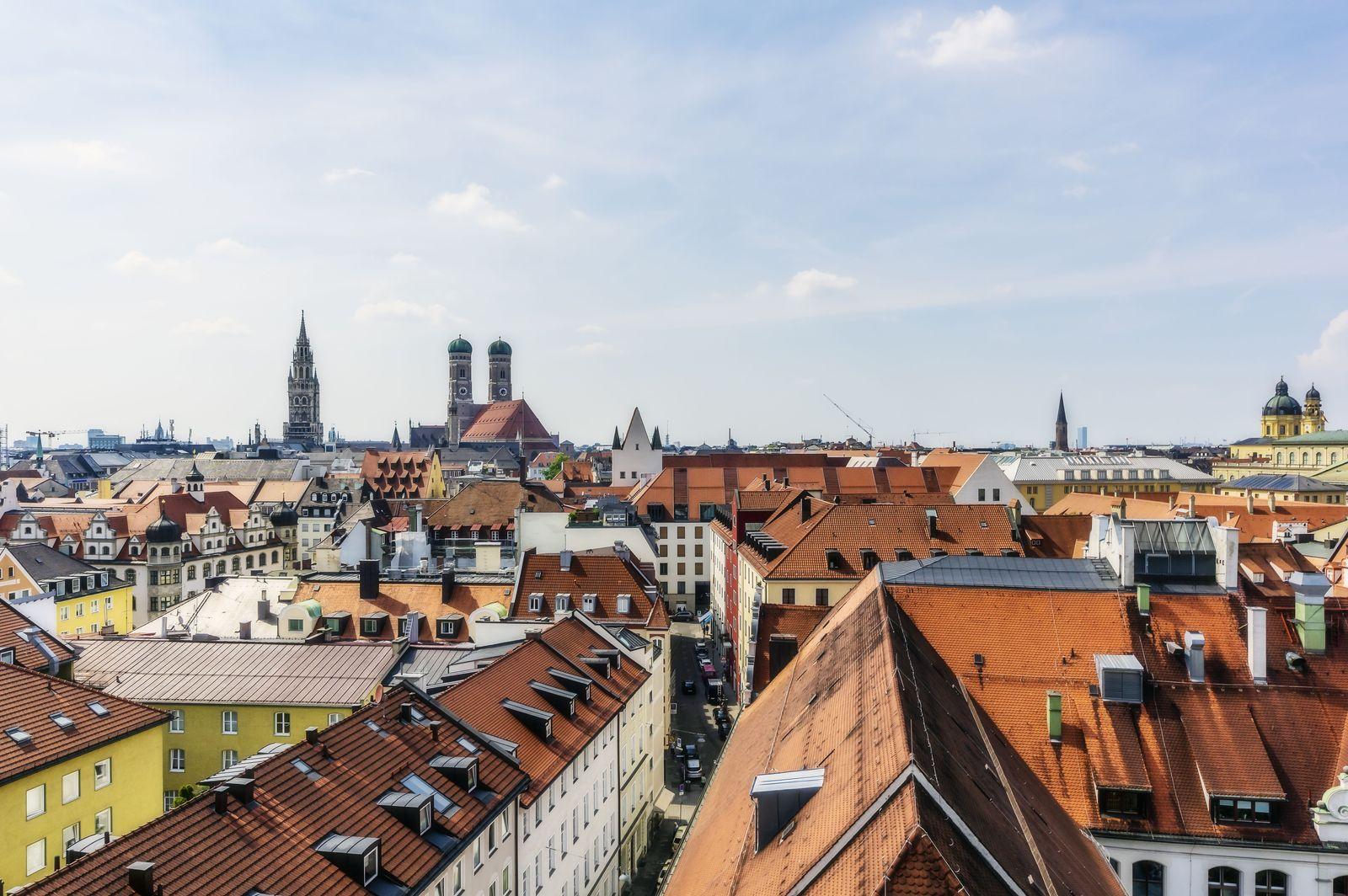 EINMALIGE VERWENDUNG München/ Immobilienpreise
