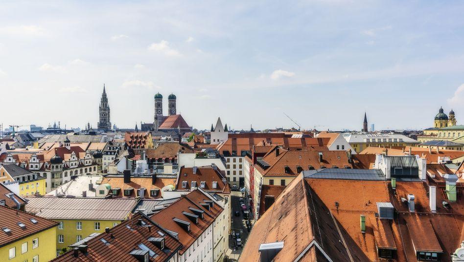 München: Keine deutsche Metropole ist so teuer wie die bayerische Landeshauptstadt