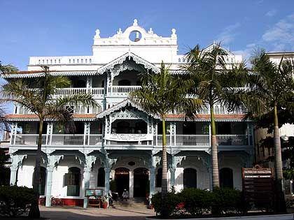 Stone Town auf Sansibar: Die Unesco unterstützt die Restaurierung des Weltkulturerbe-Ortes
