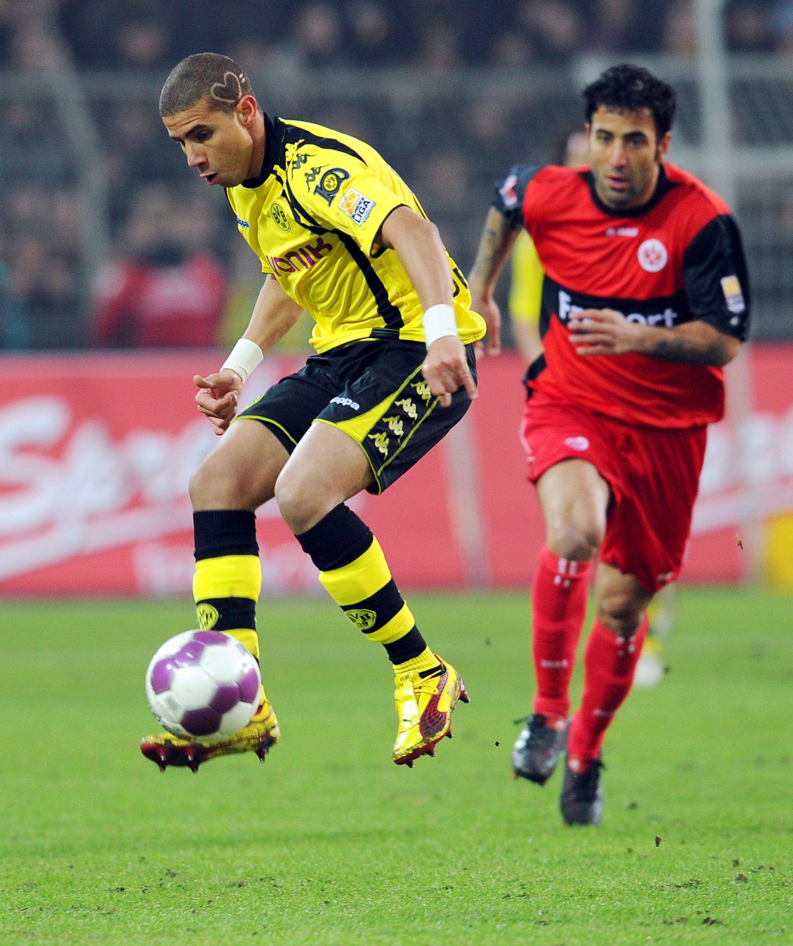 Borussia Dortmund - Eintracht Frankfurt Mohamed Zidan