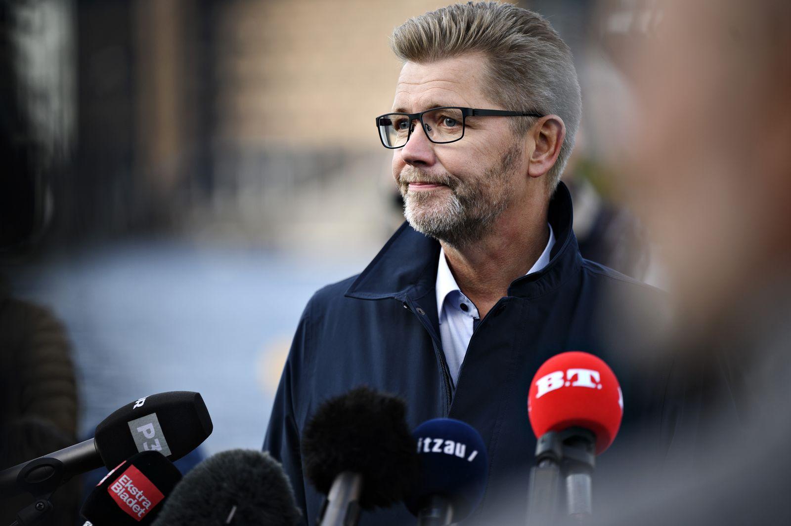 Mayor of Copenhagen Frank Jensen to resign, Denmark - 19 Oct 2020