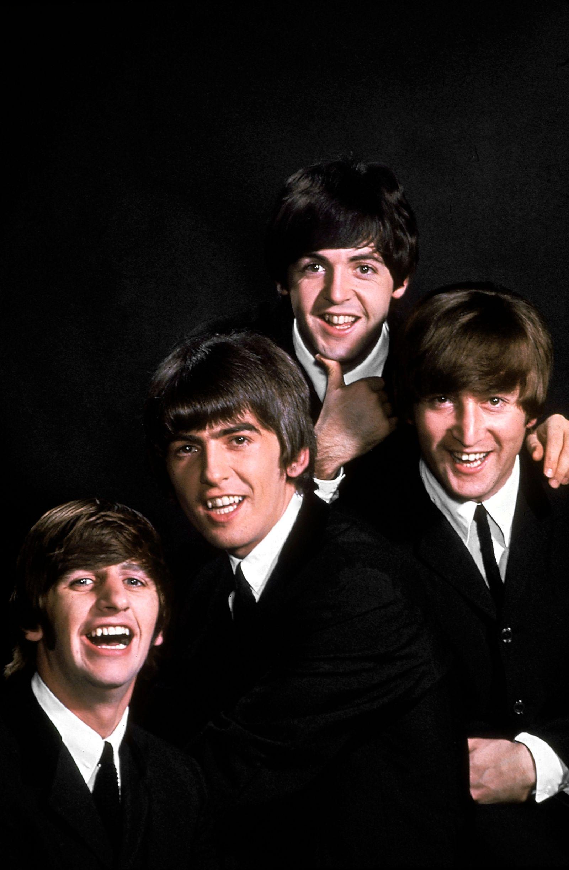 George Harrison;Ringo Starr;John Lennon;Paul Mccartney