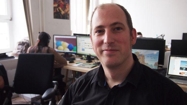 """Christoph Ender, 37: """"Programmieren hat viel mit Talent zu tun"""""""