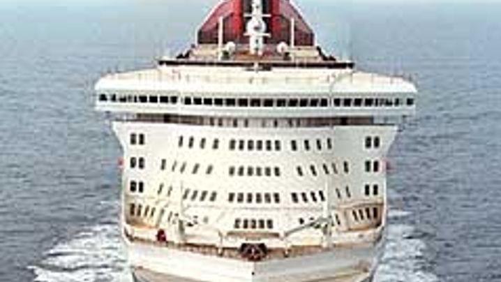 "Schiffstaufe: Luxusliner ""Queen Mary 2"" bricht alle Rekorde"