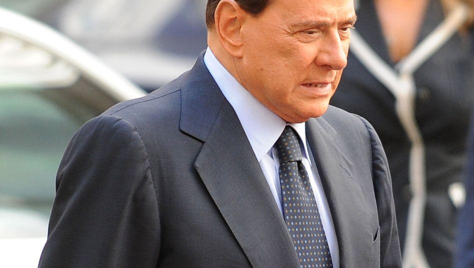 Ende der Immunität: Berlusconi keilt gegen Italiens Staatspräsidenten