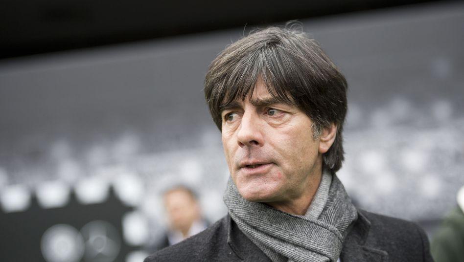 Bundestrainer Löw: Aktueller Vertrag läuft noch anderthalb Jahre