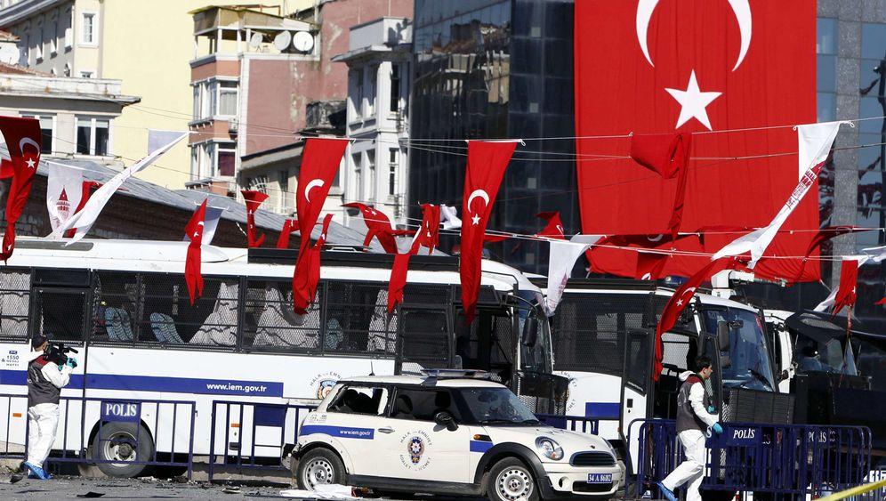 Terror in der Türkei: Viele Verletzte nach Selbstmordattentat