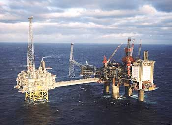 The future of the waters around the Falkland Islands: 60 billion barrels of oil.