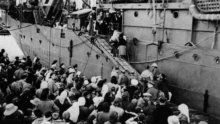 Flüchtlinge im Zweiten Weltkrieg: Von Europa nach Syrien