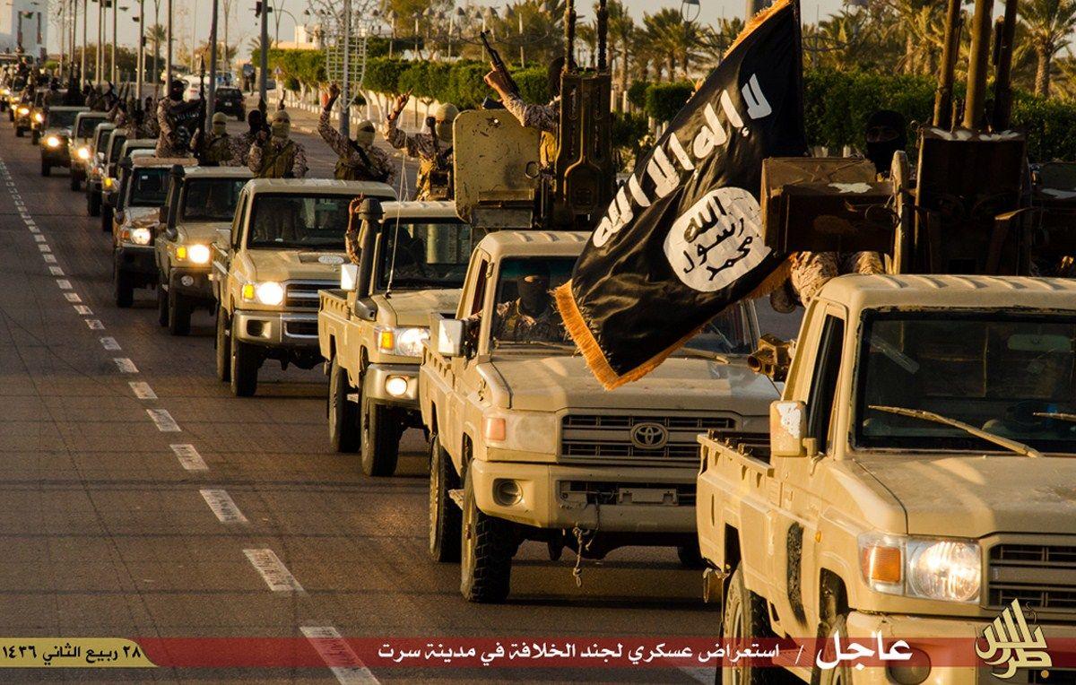 LIBYA-CONFLICT-IS