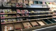 Lebensmittelversorgung in Nordirlandstockt