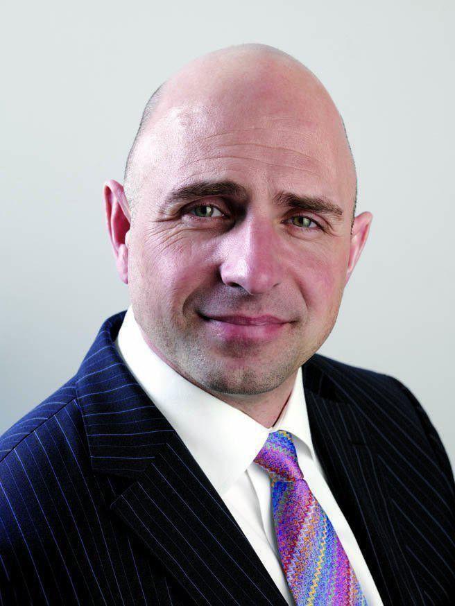 Ex-Northern-Rock-Chef Applegarth: Er betreut jetzt einen Fonds, der Giftpapiere aufkauft