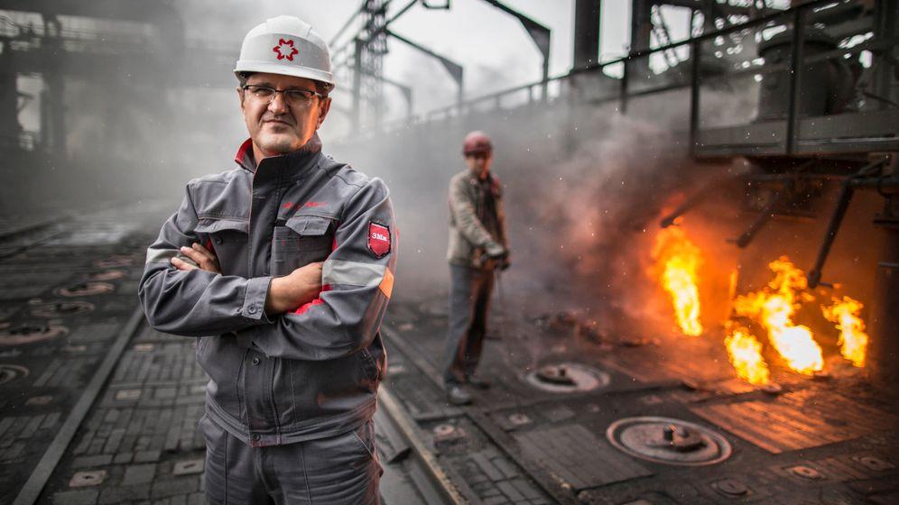 Photo Gallery: No Man's Land in Ukraine