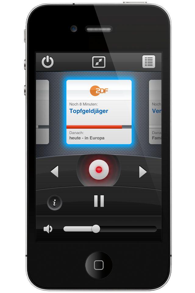 Mobiles TV am iPad / tizi Remote
