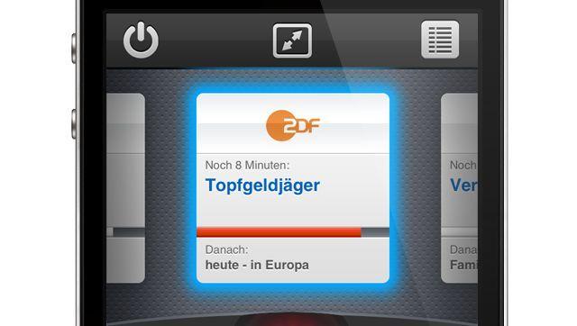 iPhone-App tizi Remote: Eine Sprachsteuerung für Fernseher darf nicht jeder anbieten