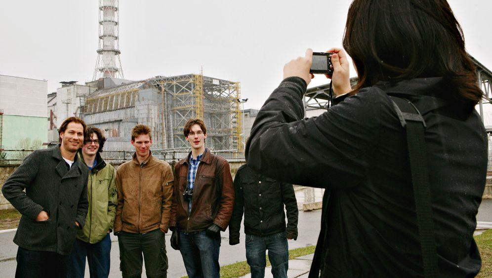 Tschernobyl-Tourismus: Knipsen in der Sperrzone