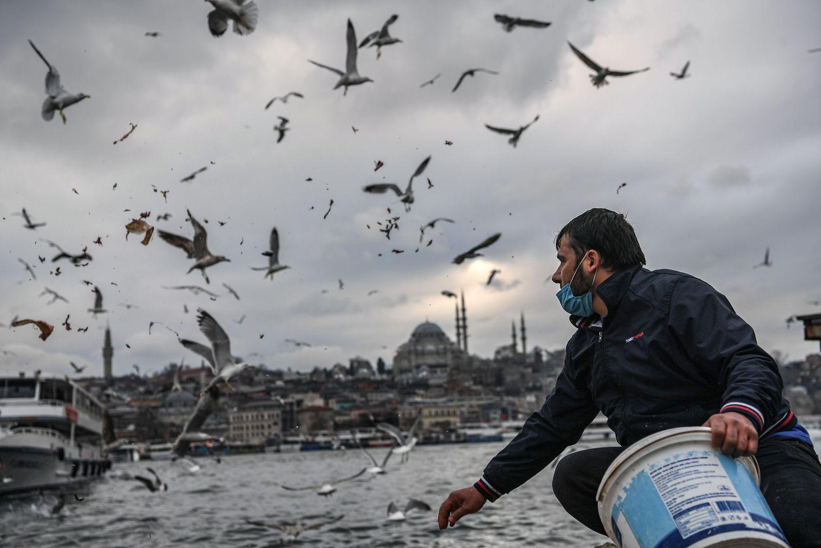TURKEY-DAILY-LIFE