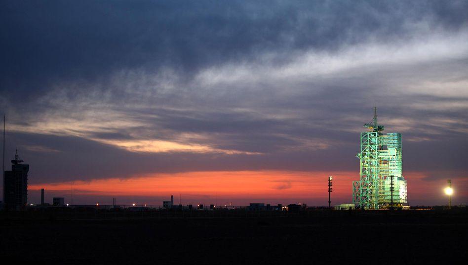 """Vorgängermodell """"Shenzhou 8"""": China treibt sein Raumfahrtprogramm voran"""