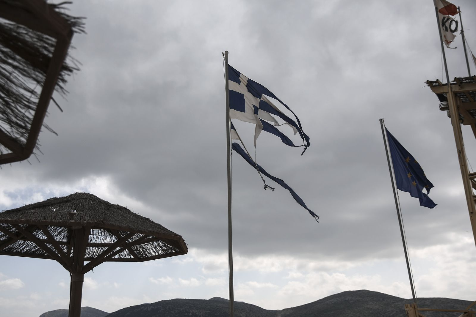 Griechenland/ Fahne