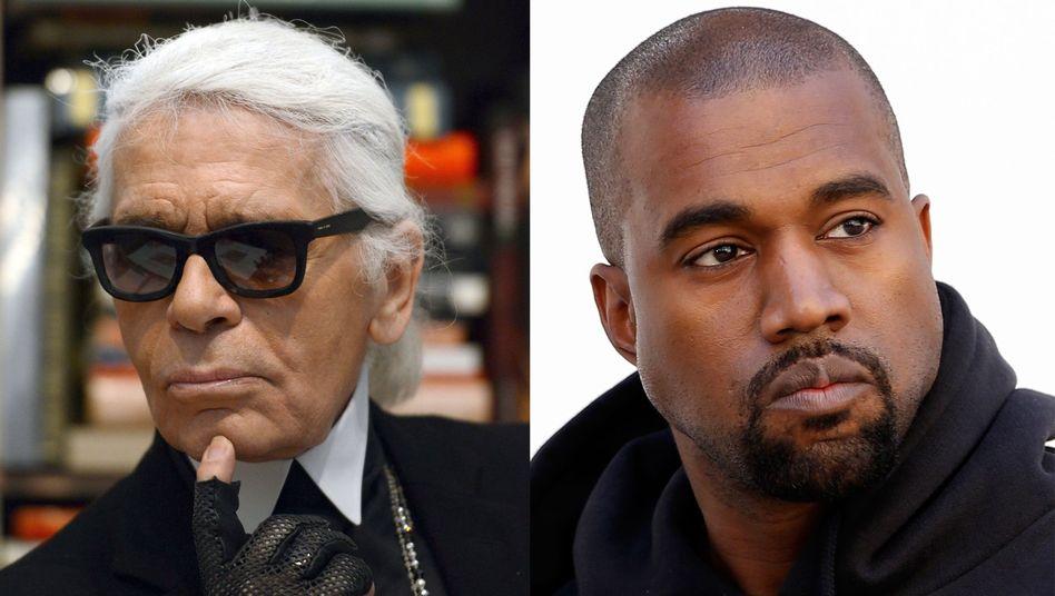Karl oder Kanye? Erraten Sie, von wem das Zitat stammt!