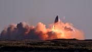 Starship-Rakete explodiert bei Landung
