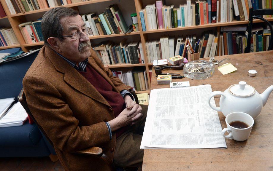 Günter Grass Israel Gedicht