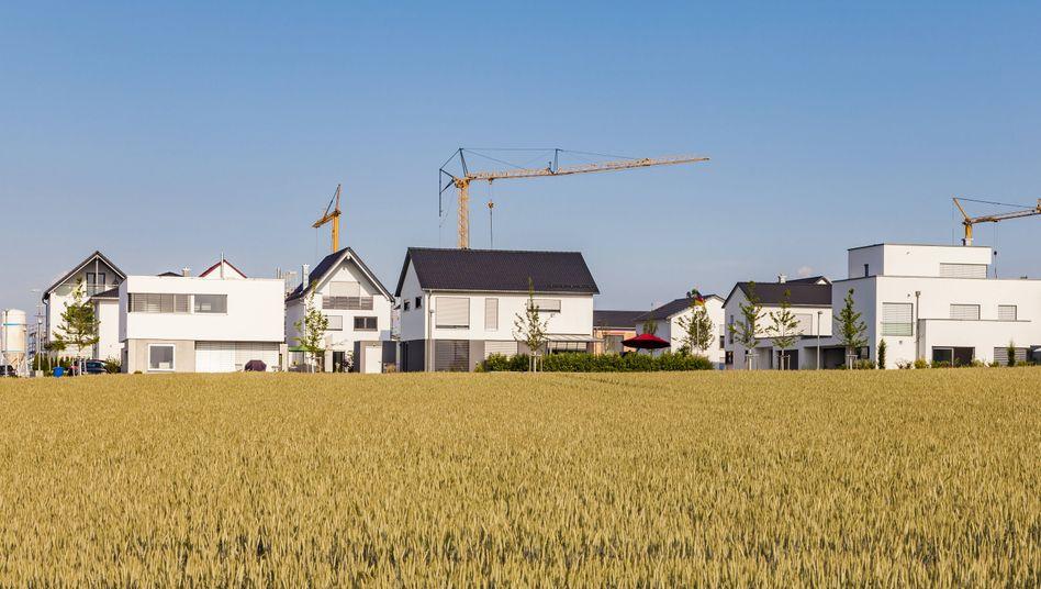 Neubauten in Baden-Württemberg: Land der Häuslebauer mit hoher Eigentümerquote