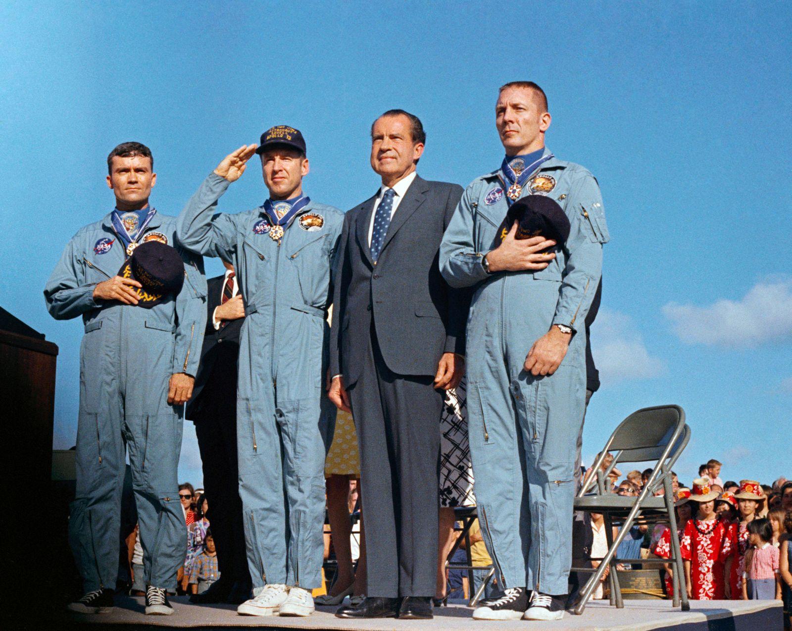 Das Drama der «Apollo 13» vor 50 Jahren