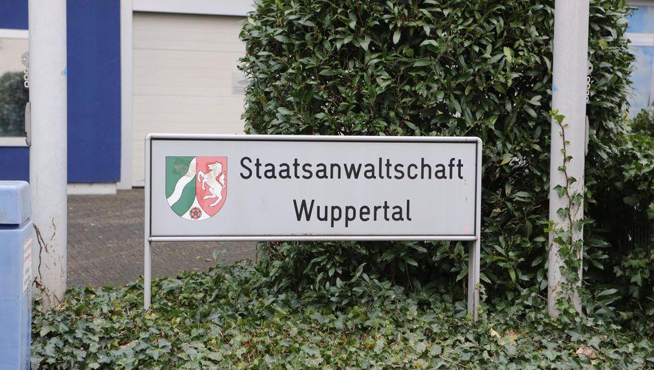 Staatsanwaltschaft Wuppertal (Archivbild)