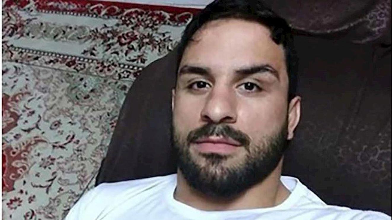 Iran executes champion wrestler Navid Afkari, Tehran, Iran Islamic Republic Of - 12 Sep 2020