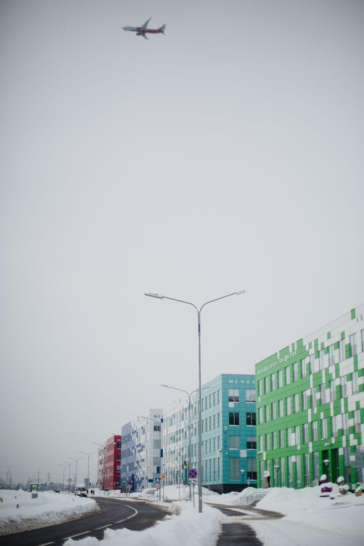 Neubauprojekt Skolkowo: Der gescheiterte Plan eines modernen Landes
