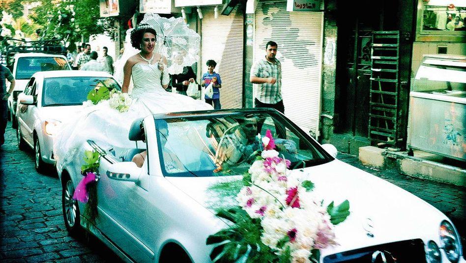 Hochzeitskonvoi