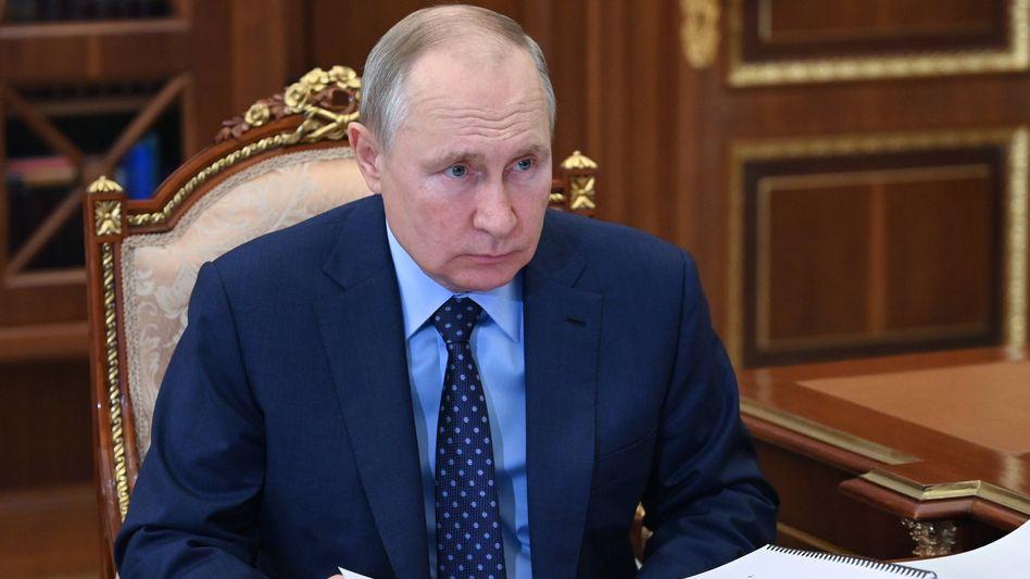 Der russische Präsident Wladimir Putin hat sich per Verfassungsänderung zwei weitere Amtszeiten gesichert
