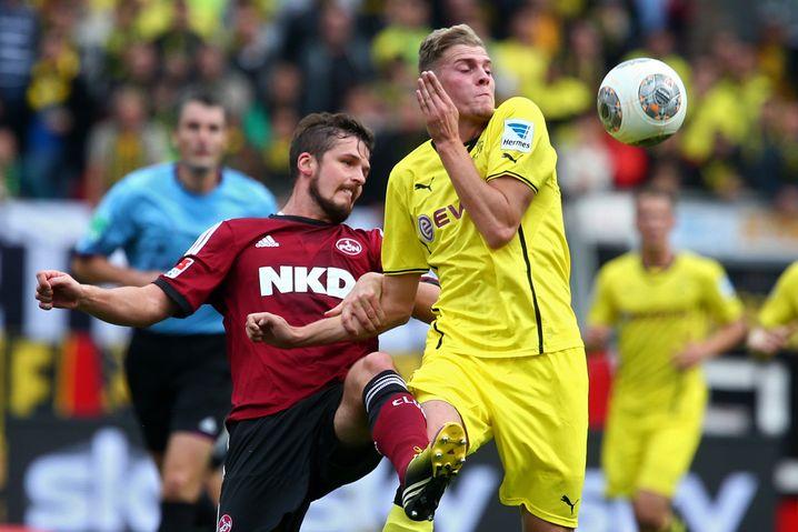 Angreifer Ducksch: Nach Paderborn verliehen