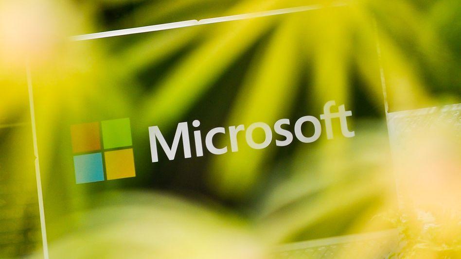 Microsoft-Logo: US-Regierung verlangt Zugriff auf im Ausland gespeicherte Daten