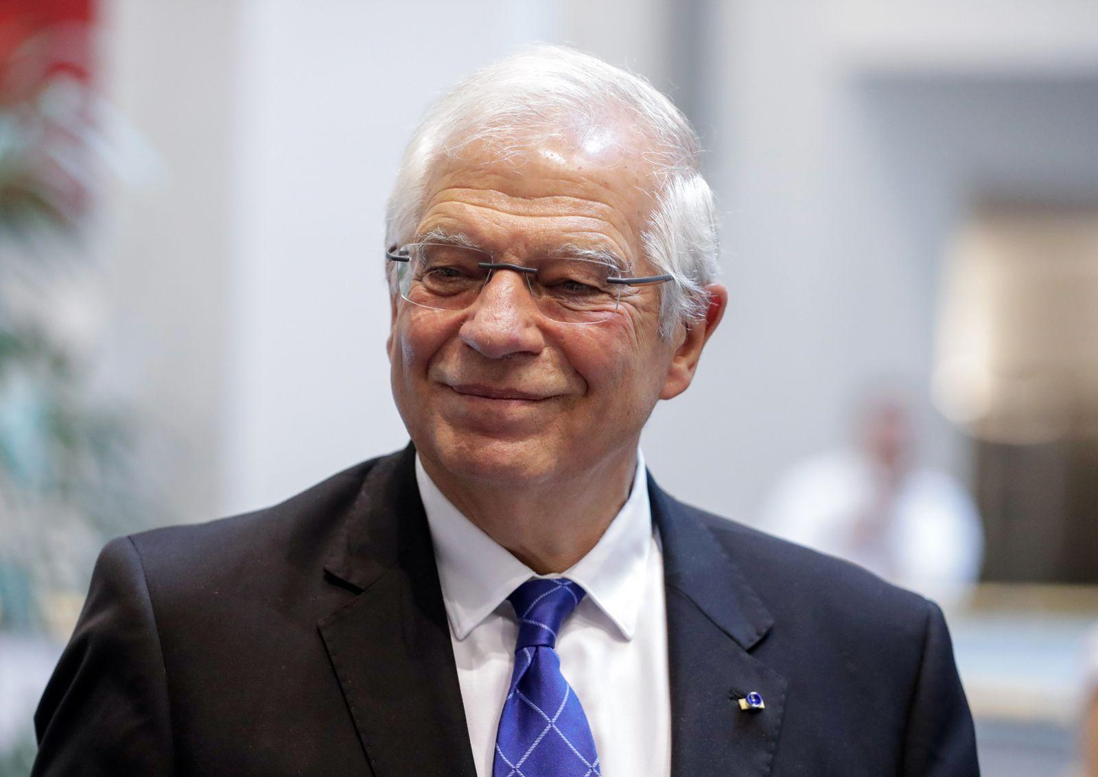 Josep Borrell Spanien Repräsentant für Außenpolitik