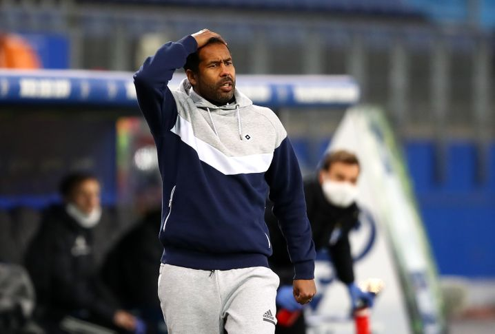 HSV-Trainer Thioune