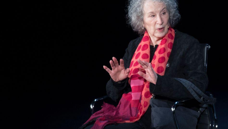 Margaret Atwood: Schon mehrfach für den Preis nominiert, einmal bereits Gewinnerin